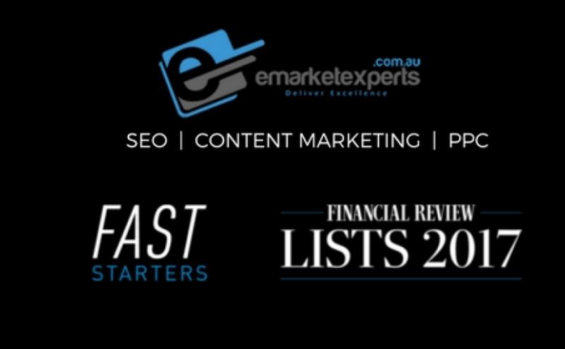 AFR Fast Starters List 2017