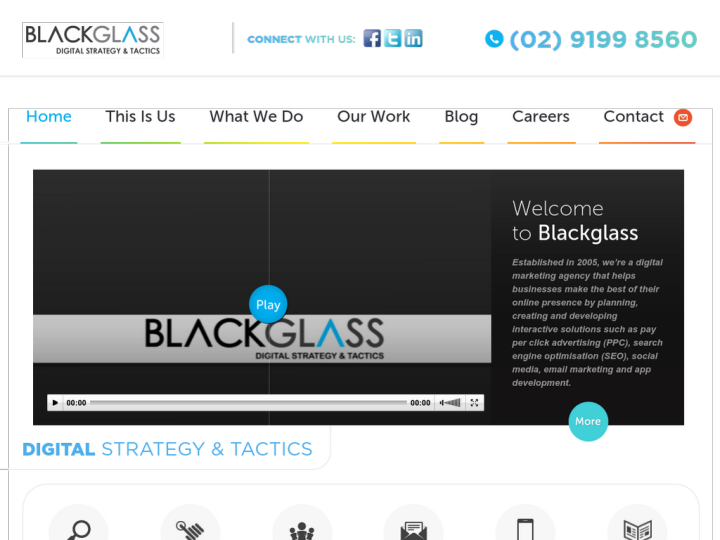 Blackglass