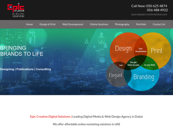 EPIC Creative Digital Solutions