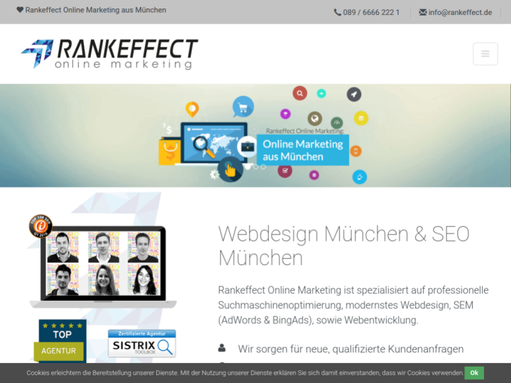 Rank Effect Online Marketing