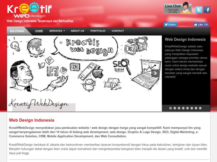 Kreatif Web Design
