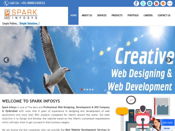 Spark Infosys