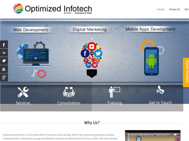Optimized Infotech
