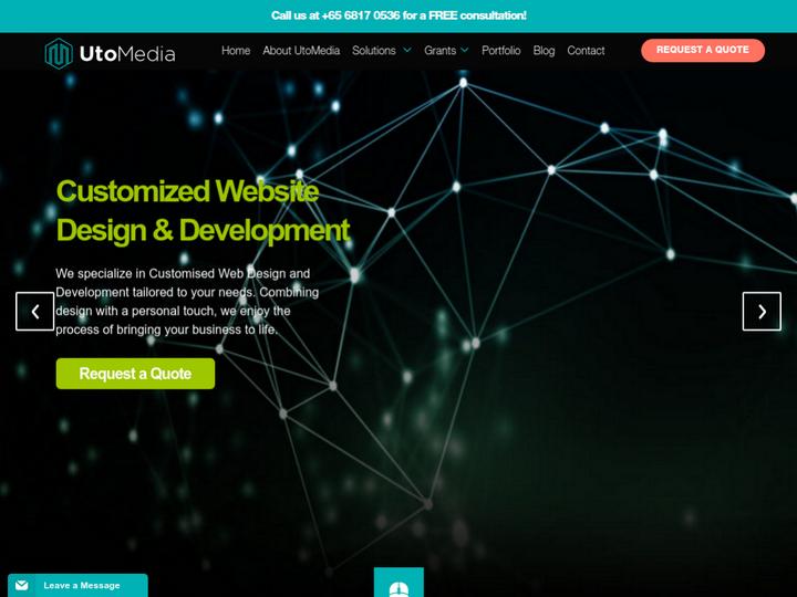UtoMedia Pte Ltd