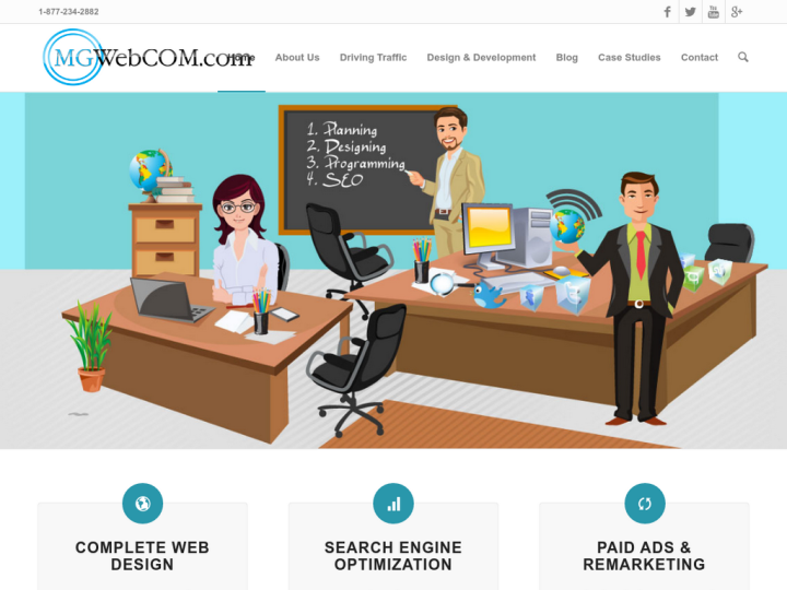 MG Web Com