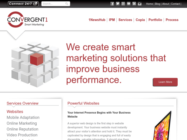 Convergent1 Smart Marketing