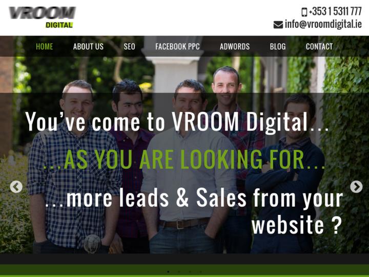Vroom Digital