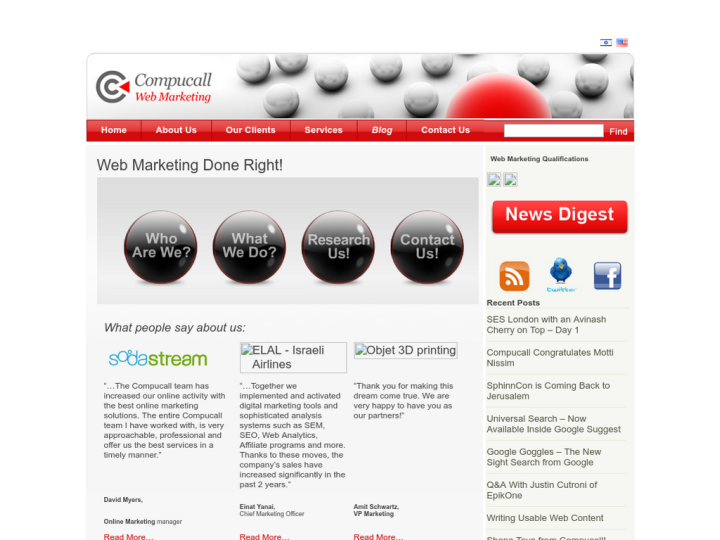 Compucall Web Marketing