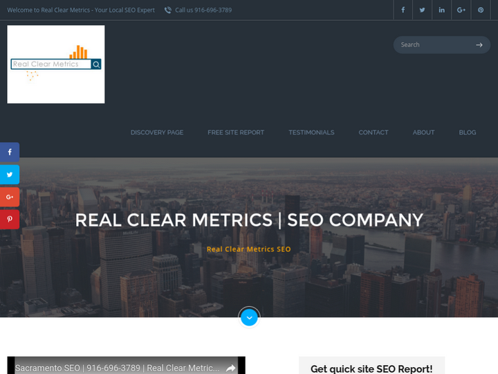 Real Clear Metrics