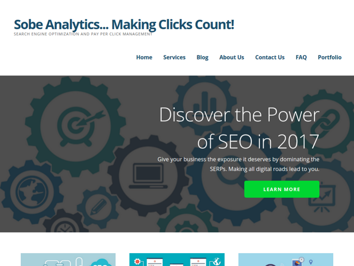 Sobe Analytics Inc