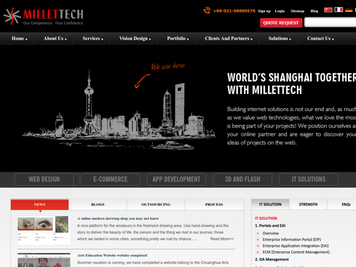 Millettech Information and Technology Co., Ltd.