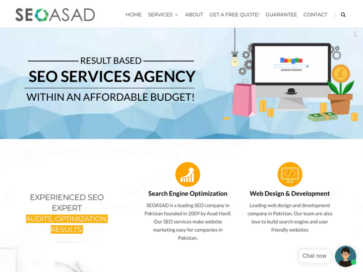 SEO Asad