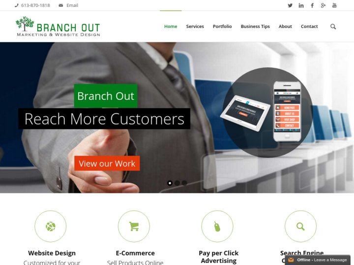 Branch Out Marketing