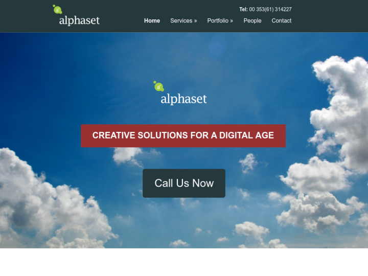 Alphaset Grahic Design