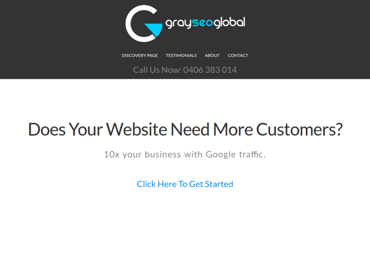 Gray SEO Global
