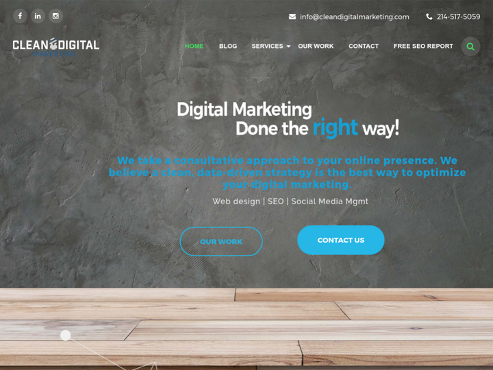 Clean Digital Marketing