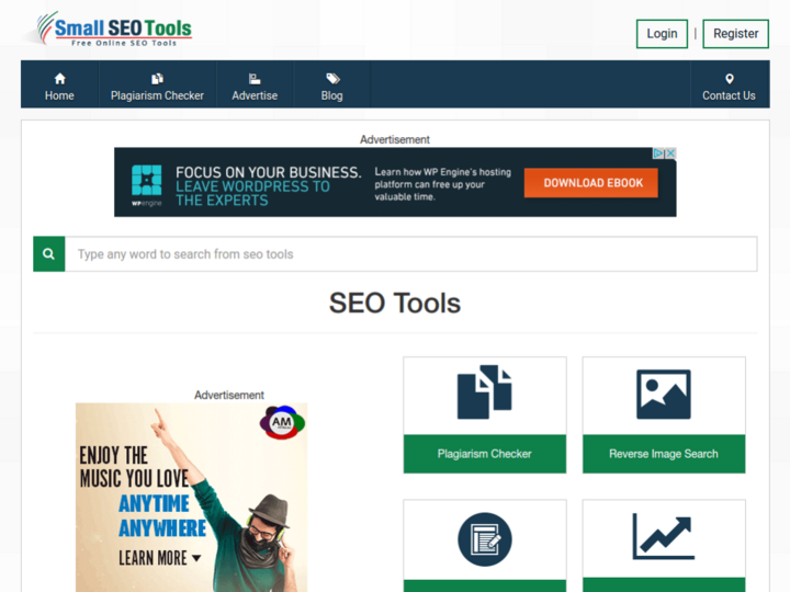 smallseotools keyword ranking tools