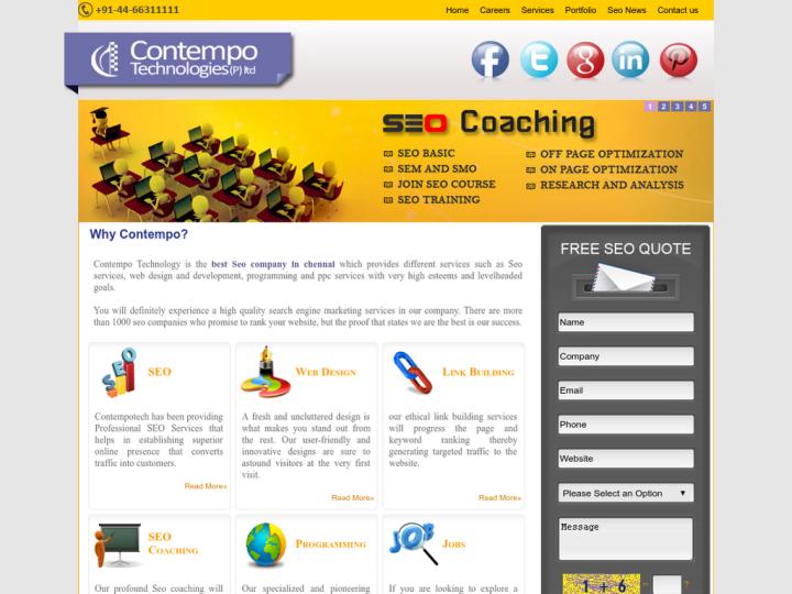 Contempo Technologies
