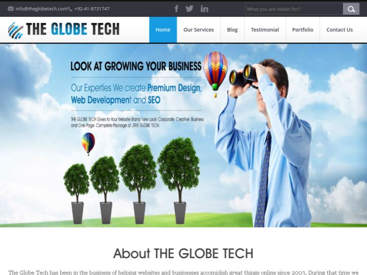 The Globe Tech