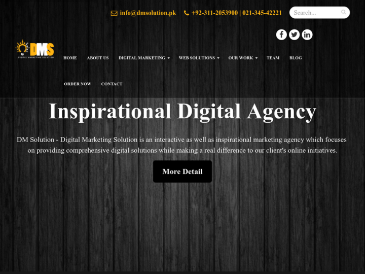 DM Solution Digital Marketing Agency