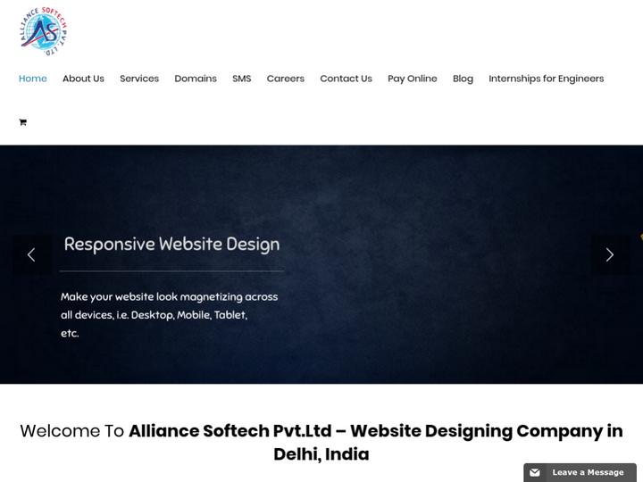 Alliance Softech Pvt. Ltd.