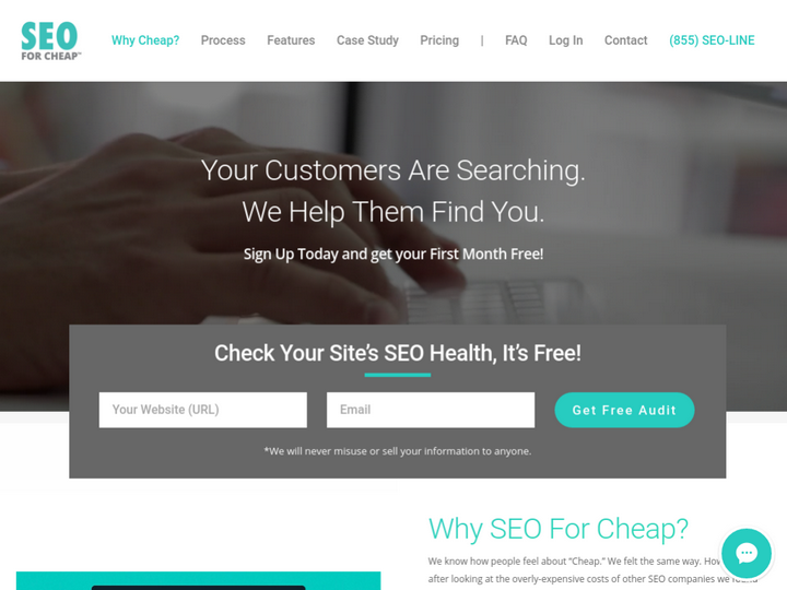 SEO For Cheap