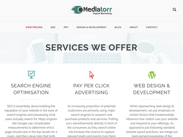 Mediatorr Digital Marketing