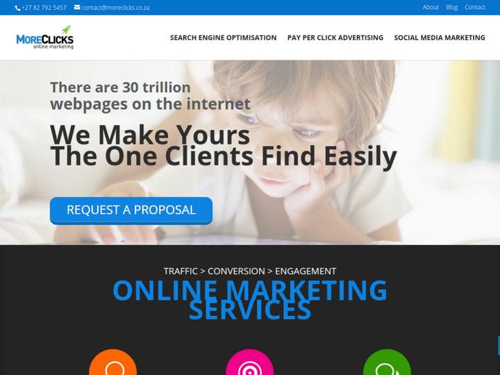 More Clicks Marketing