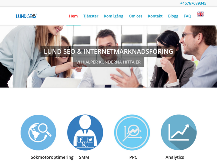 Lund SEO & Internetmarknadsföring