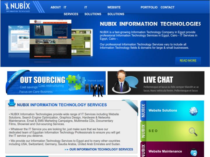 NUBIX Information Technologies