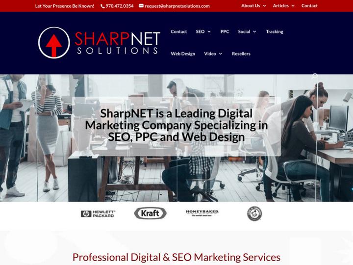 SharpNET Solutions