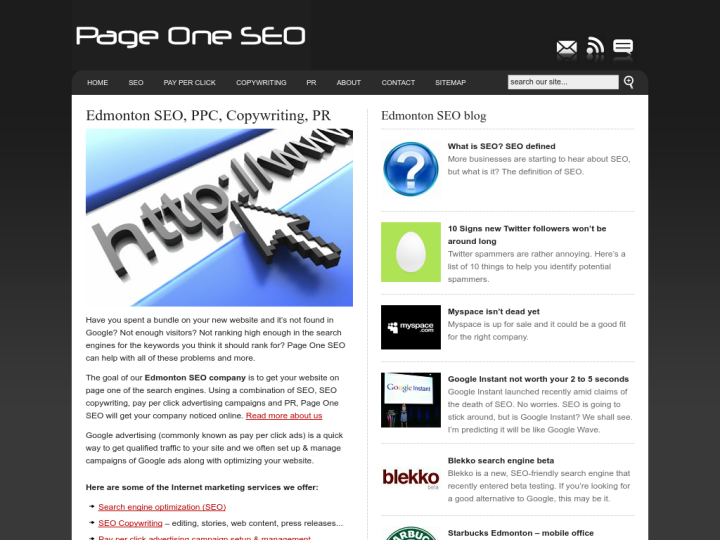 Page One SEO