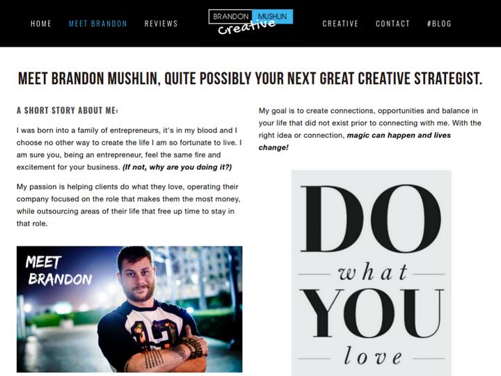 Brandon Mushlin Creative