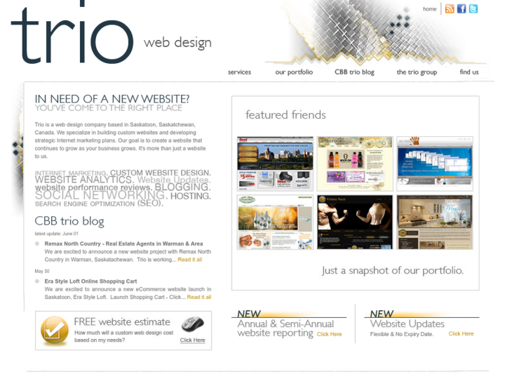 Trio Web Design