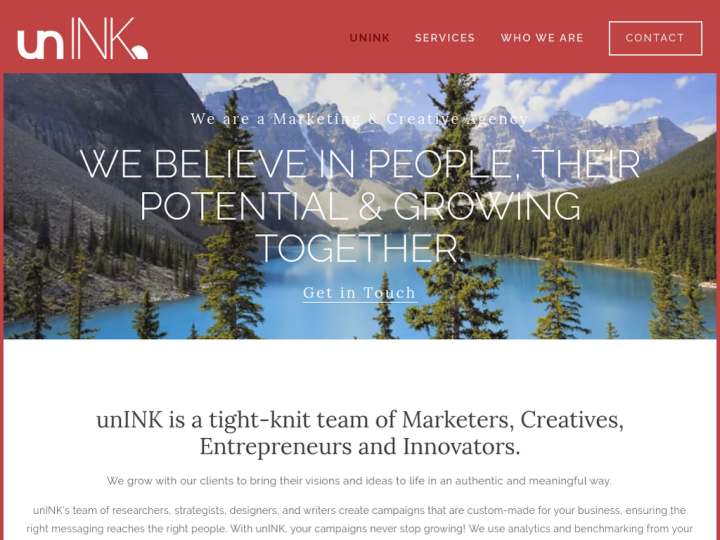 unINK Marketing