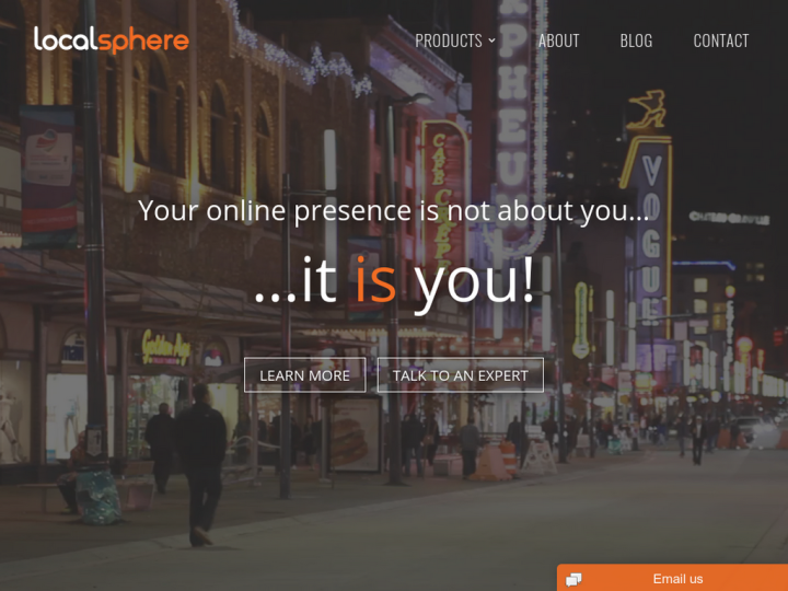 LocalSphere Digital Media