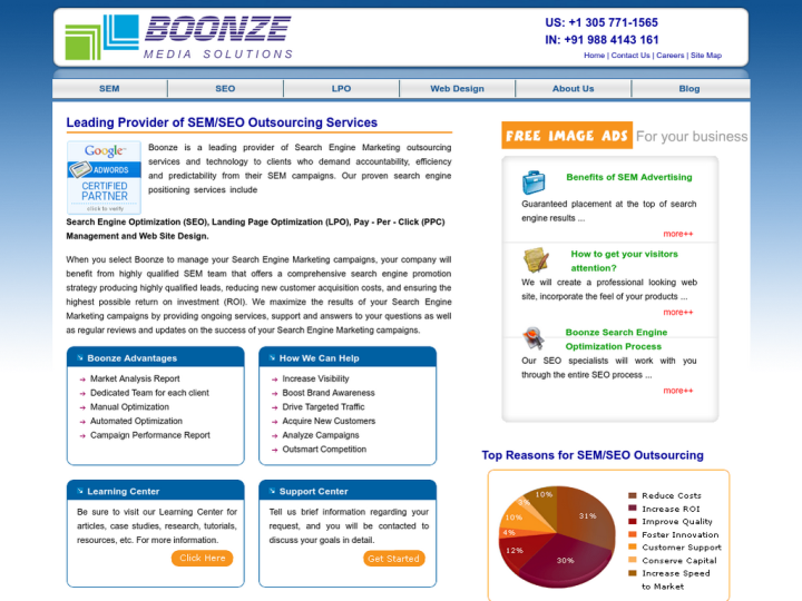 Boonze Media Solutions