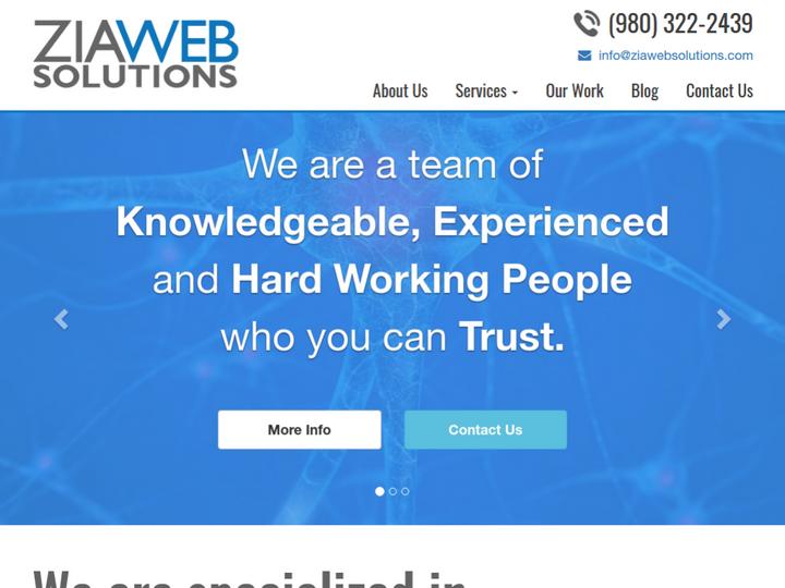 Zia Web Solutions