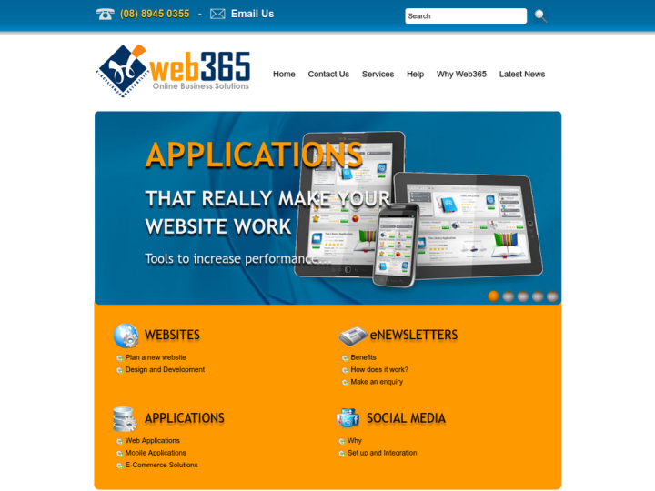 Web365 Darwin