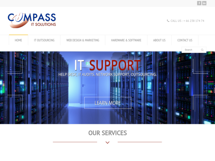Compass IT Solutions Co