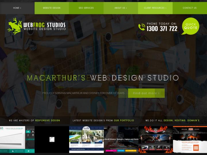 Webfrog Studios