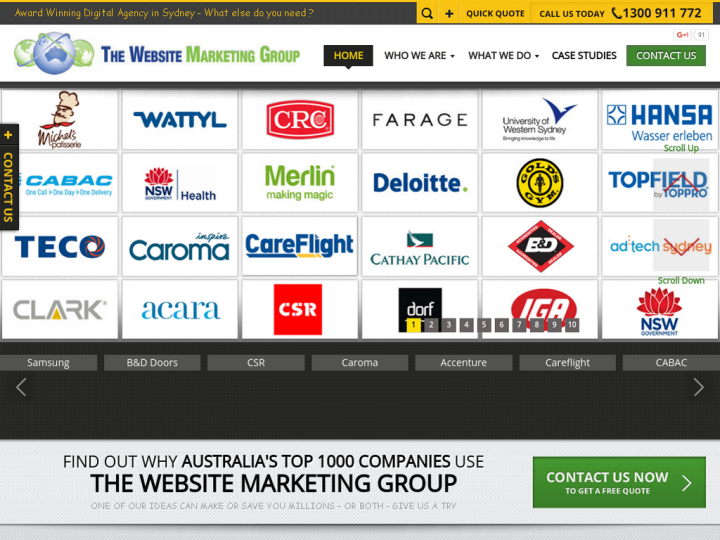 The Website Marketing Group
