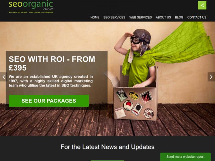 SEO Organic