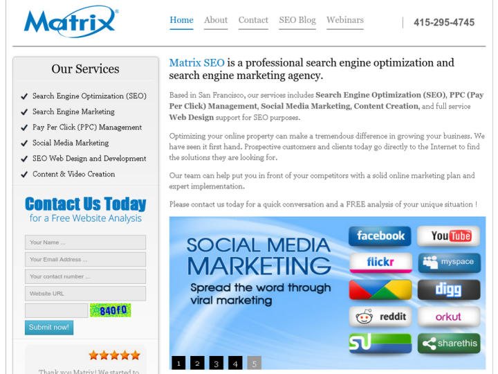 Matrix SEO Group