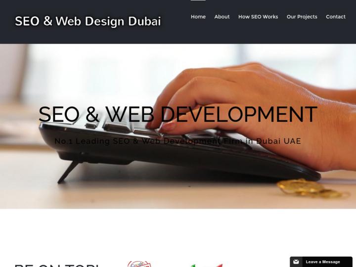 SEO & Web Design Dubai