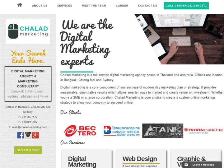 Chalad Marketing Co