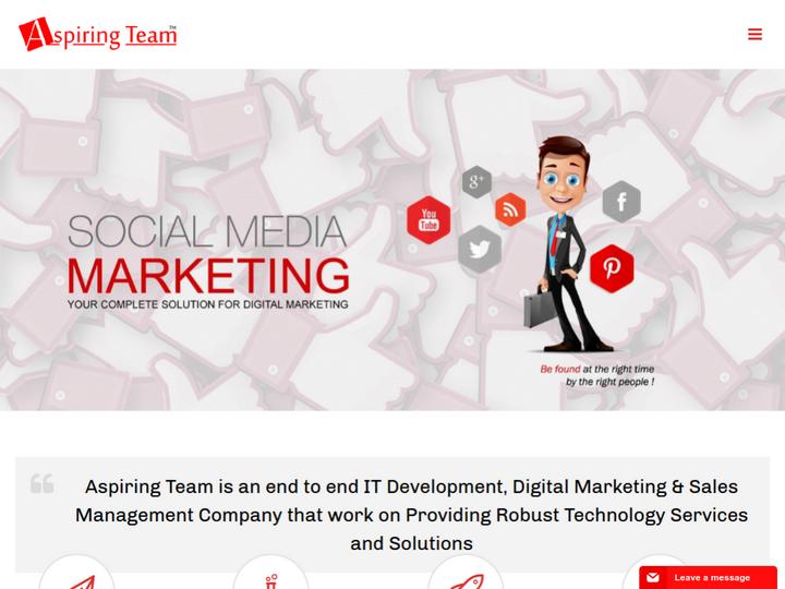Aspiring Team System Pvt. Ltd.