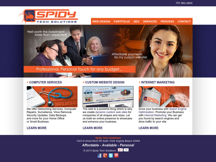 SPIDY TECH SOLUTIONS