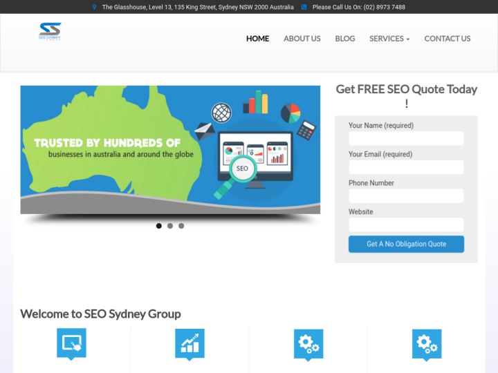 SEO Sydney Group