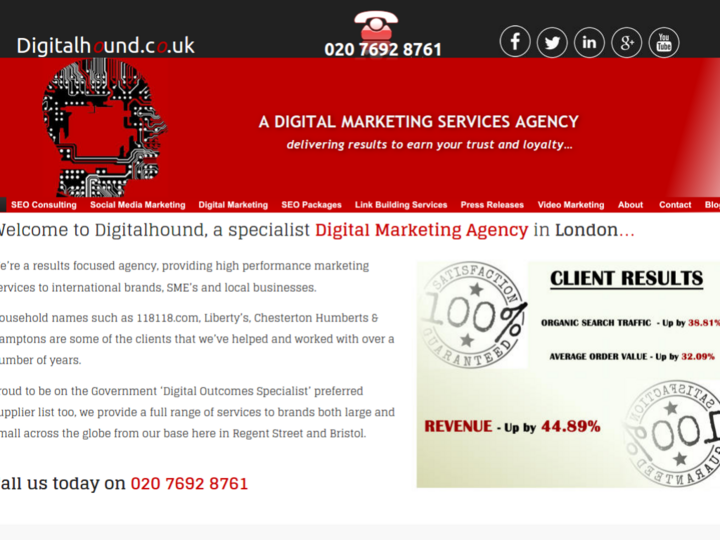 Digitalhound Ltd
